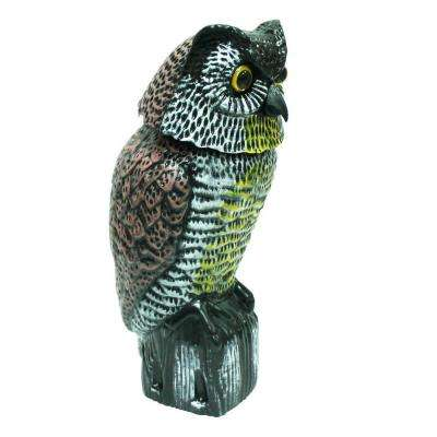 14 in. H Defense Garden Owl