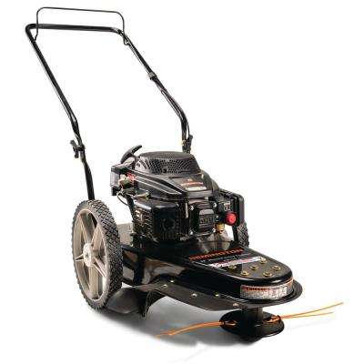 22 in. 159cc Gas Walk-Behind String Trimmer Mower