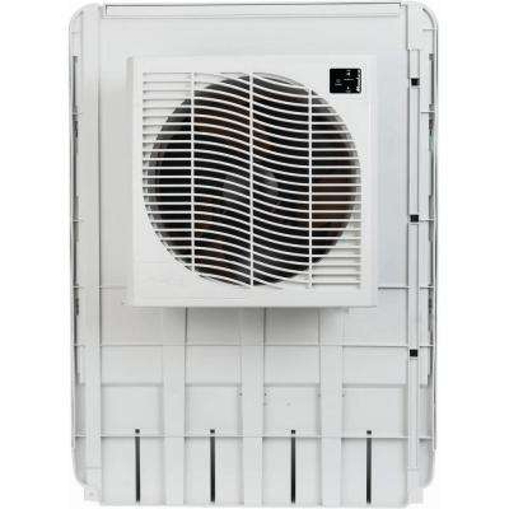 4000 CFM Slim Profile Window Evaporative Cooler for 2000 sq. ft.