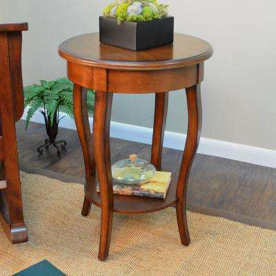 Radnor Chestnut Side Table