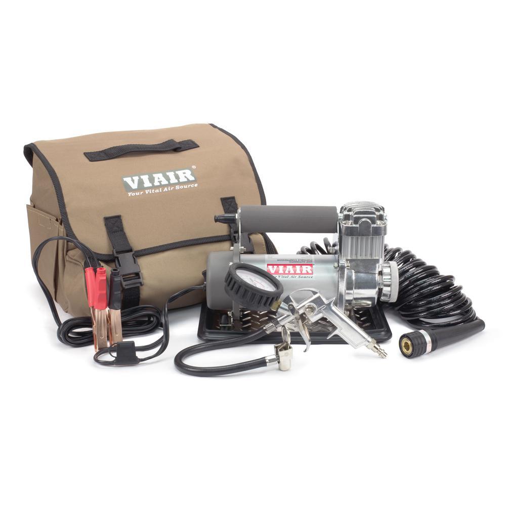 400P-Auto 150 psi 12-Volt Portable Air Compressor