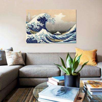 26 in x 18 in the great wave at kanagawa 1829