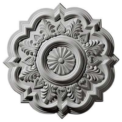 20-1/4 in. O.D. Deria Ceiling Medallion