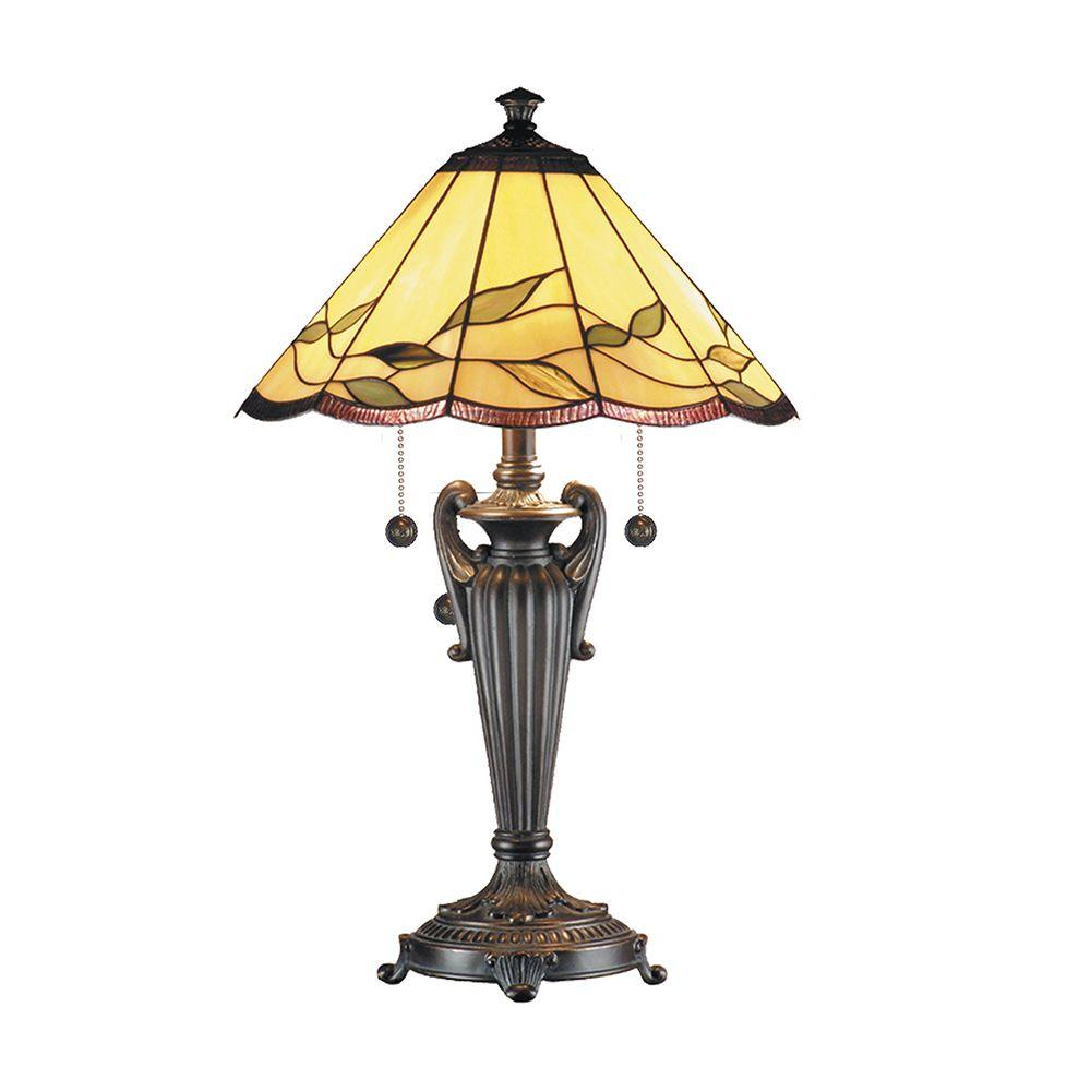 26 in. Falhouse Antique Bronze Table Lamp