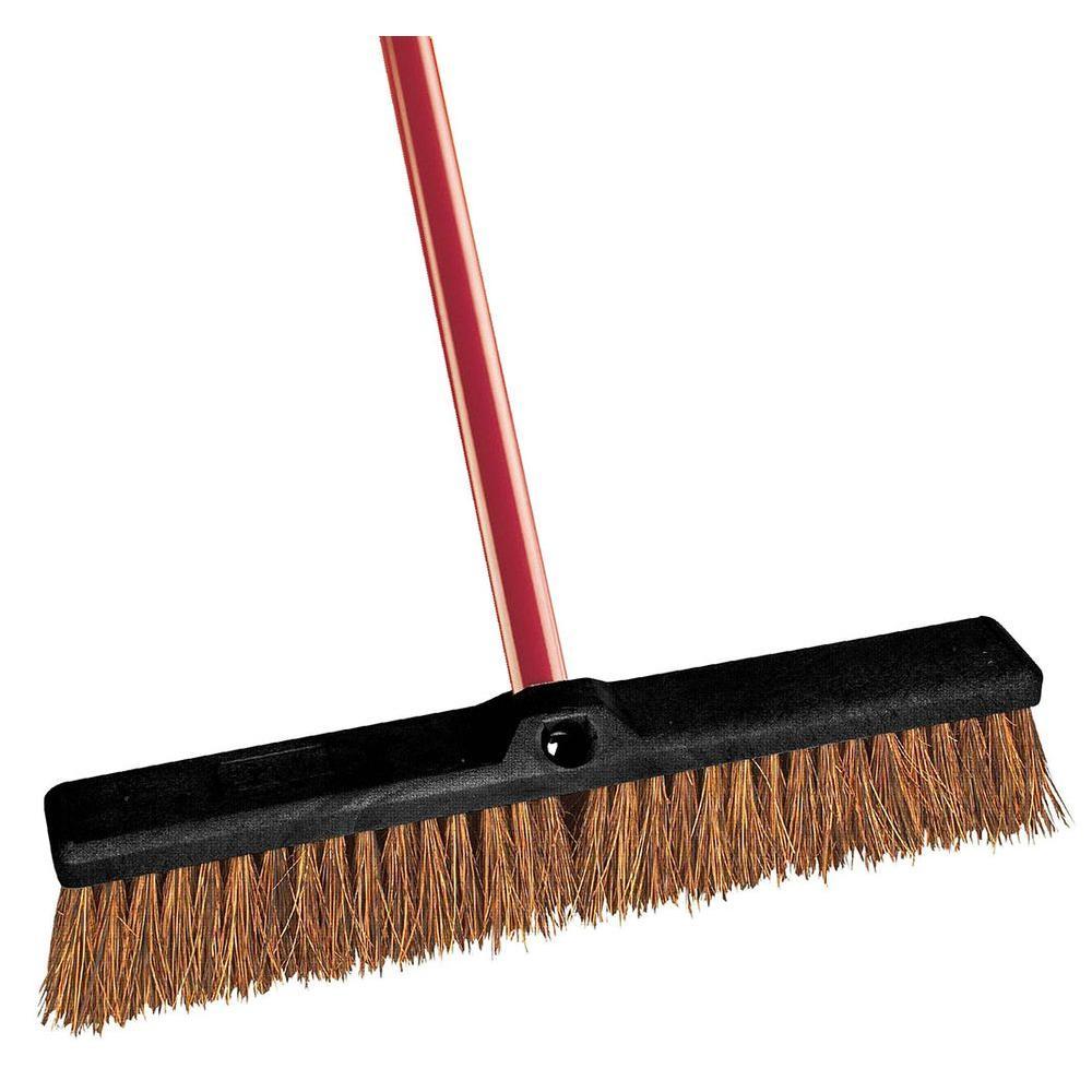 18 in. Bulldozer Palmyra Push Broom