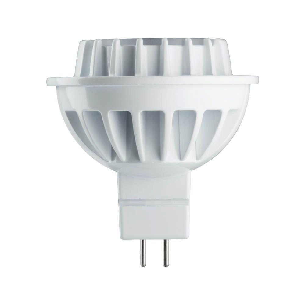 50 Watt Equivalent 12 Volt Mr16 Dimmable Led Flood Light Bulb Bright White