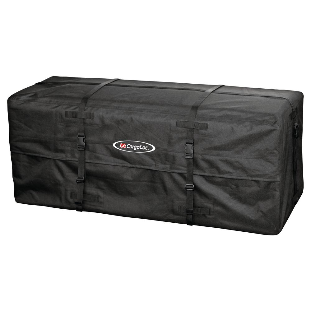 58 in. D x 18 in. W x 18 in. H Hitch Mount Cargo Bag