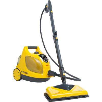 Portable Steam Cleaners Cleaning