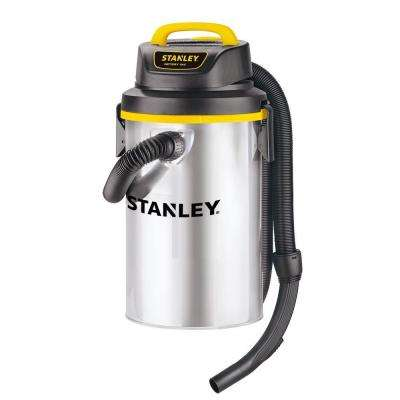 3.5 Gal. Stainless Steel Wet/Dry Vacuum