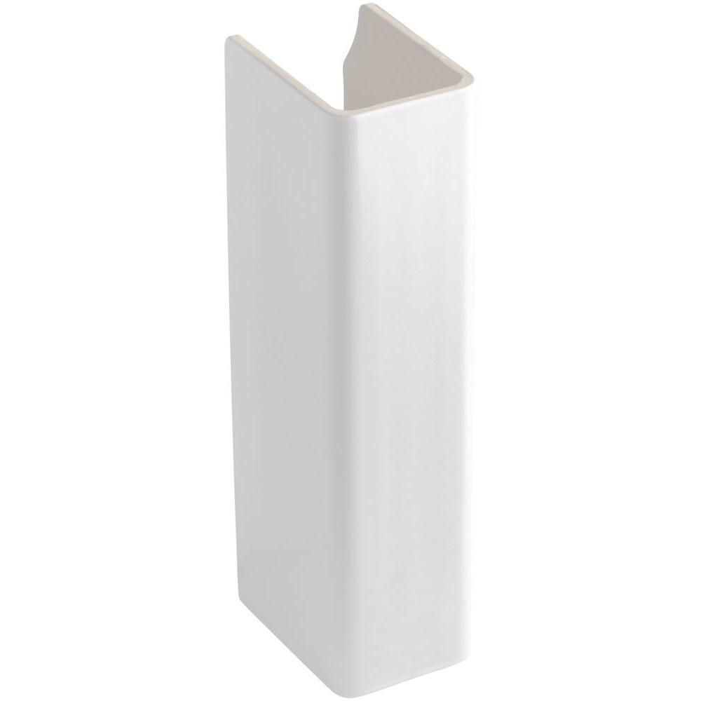 Kohler Reve Pedestal in Honed White
