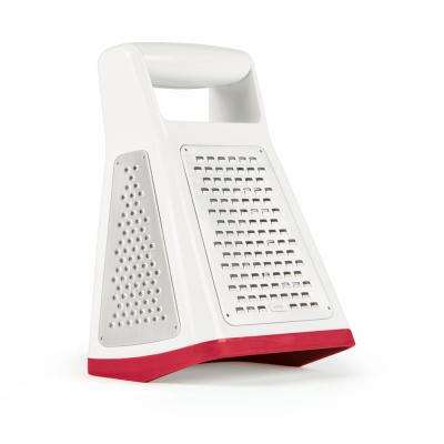 Tilt and Grate 4 Sided Grater