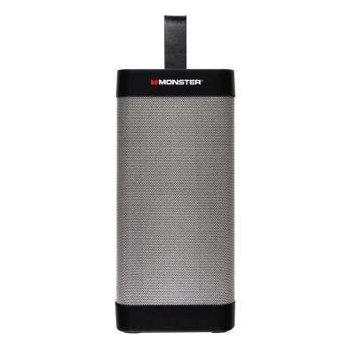 Tower of Music 2 20-Watt Wireless Bluetooth Speaker with EZ-Play Expandable up to 8 Speakers