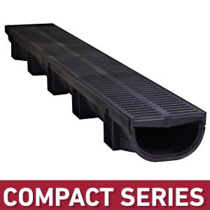 Deals on US TRENCH DRAIN Compact Series Trench and Channel Drain 83500