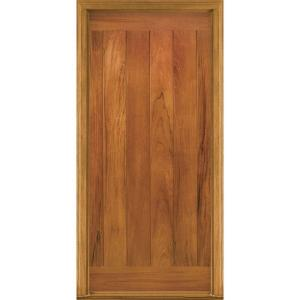 Beau AvantGuard Flagstaff Right Hand Inswing Finished Smooth Fiberglass Prehung Front  Door No Brickmold 10195   The Home Depot