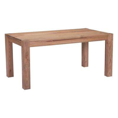 Lexington Natural Elm Dining Table