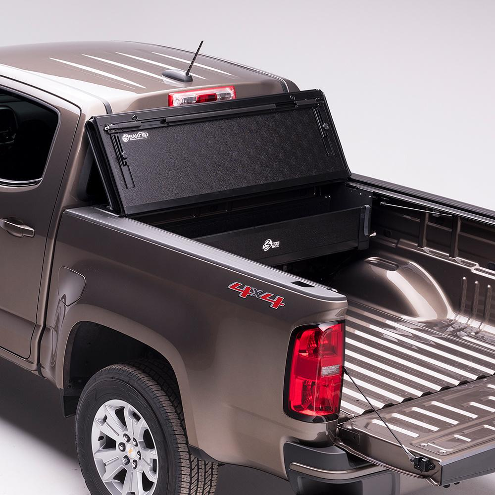 Bak Industries Box 2 Tonneau Cover Tool Box 04 12 Colorado Canyon 6 Bed 92105 The Home Depot