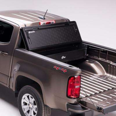 Box 2 Tonneau Cover Tool Box - 04-12 Colorado/Canyon 6' Bed