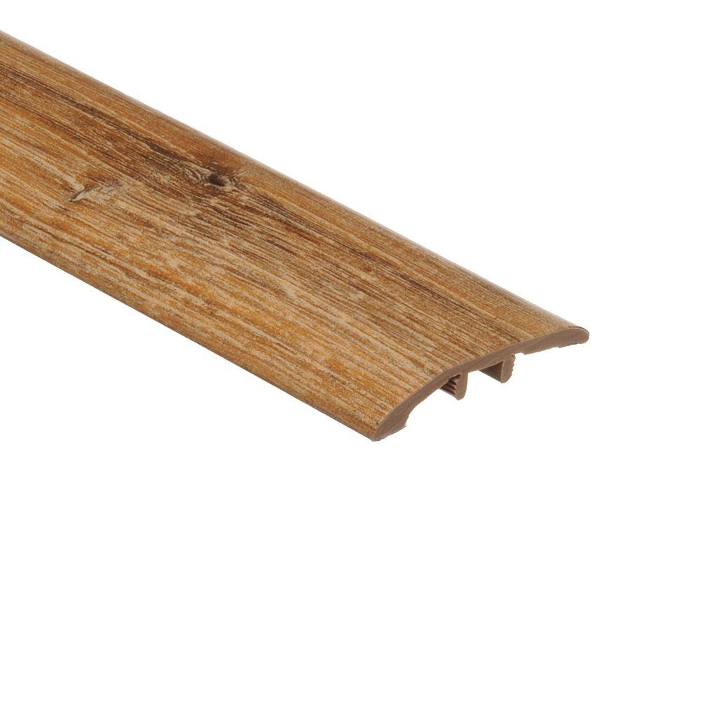 Zamma New Country Pine 1/8 in. Thick x 1-3/4 in. Wide x 72 in. Length Vinyl Multi-Purpose Reducer Molding