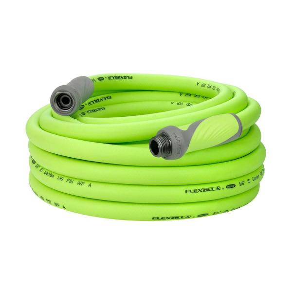 SwivelGrip 5/8 in. x 50 ft. Garden Hose with 3/4-11.5 GHT Fittings