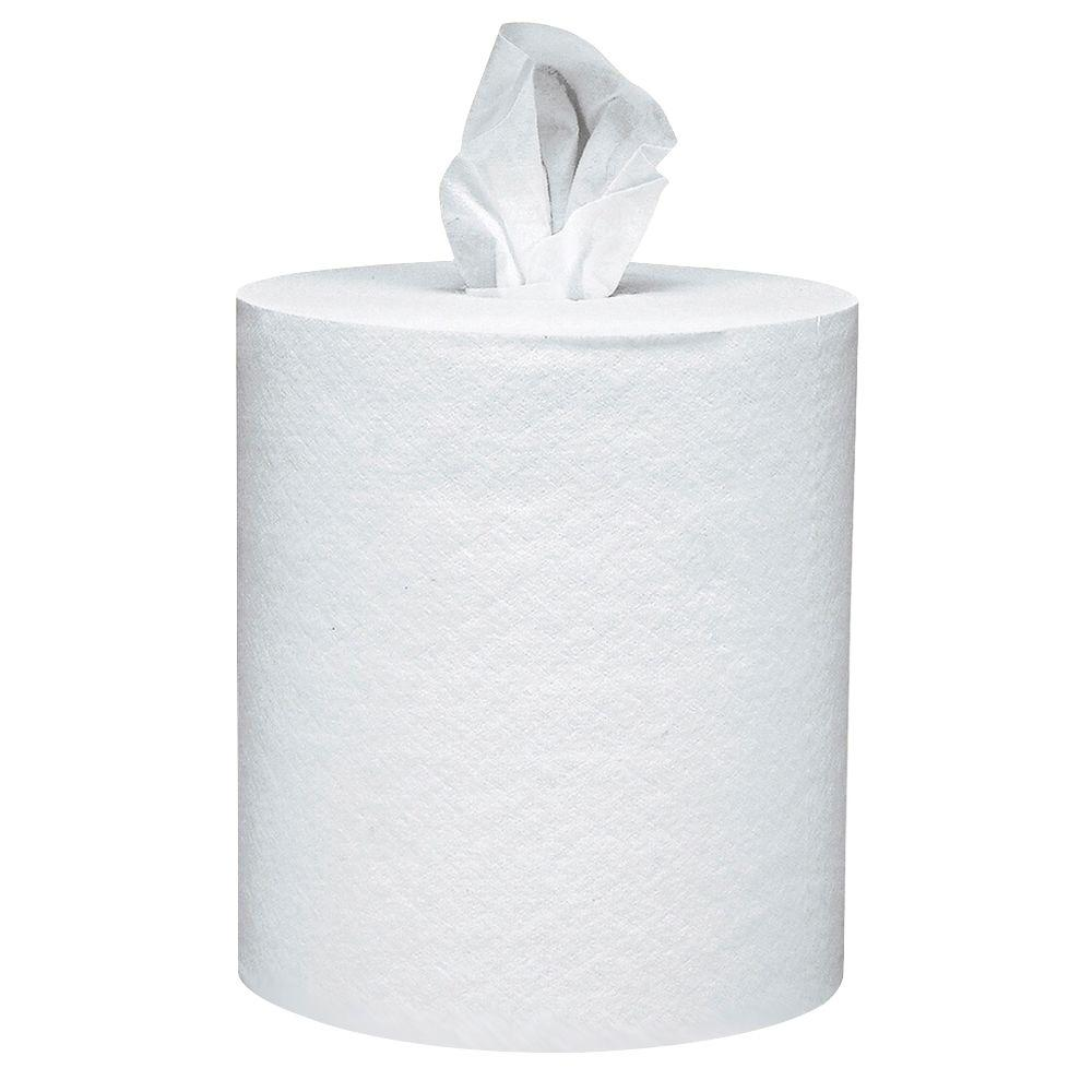 Scott Paper Towels: Scott Roll Control Center-Pull Paper Towels (700 Per Roll