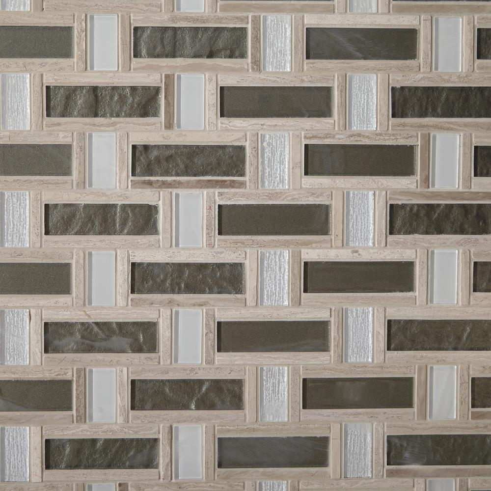 Daltile Stone Decor Greystone 12 In X 6 35mm And