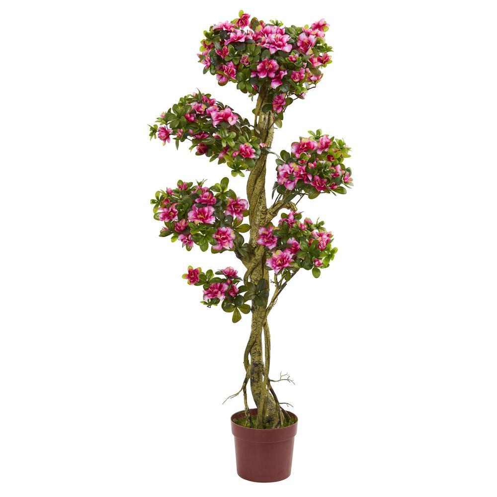 5 ft. Azalea Artificial Tree