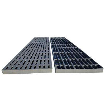 1 ft. x 4 ft. Dock-Top Panel Ribbed Poly