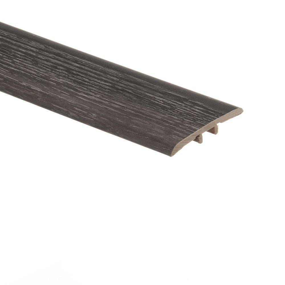 Aspen Oak Black/Noble Oak 5/16 in. Thick x 1-3/4 in. Wide