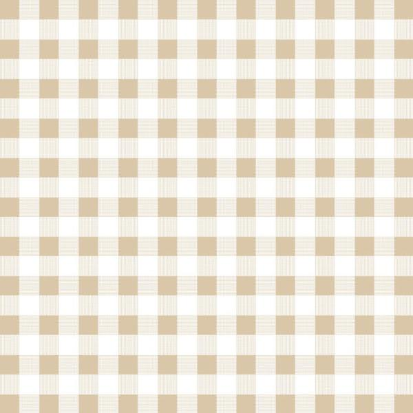 Con-Tact Creative Covering Khaki Plaid Adhesive Shelf and Drawer Liner