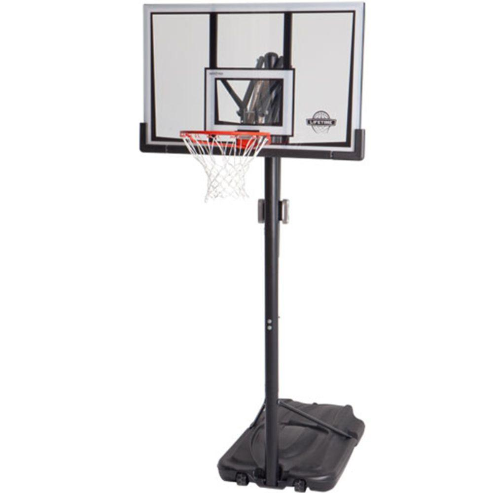 Portable Front Adjust Basketball System