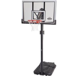 Lifetime 52 inch Portable Front Adjust Basketball System by Lifetime