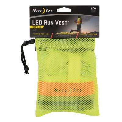 Small/Medium LED Run Vest