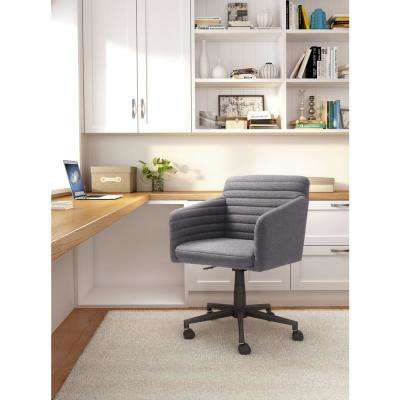 Bronx Dark Gray Office Chair