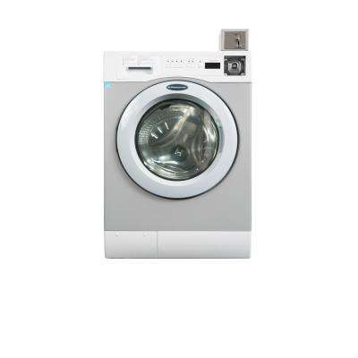 3.5 cu. ft. High-Efficiency Front Load Commercial Washer in Gray