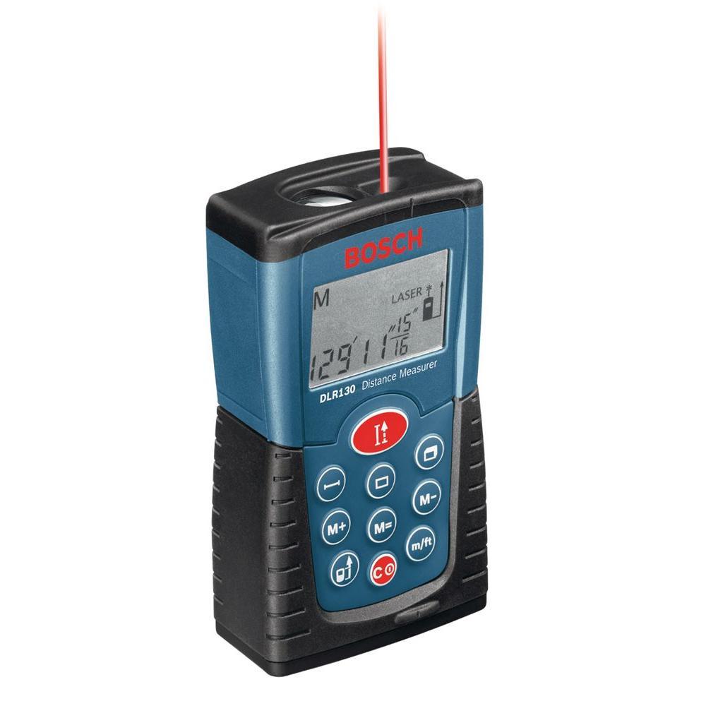 130 ft. Laser Distance Measurer