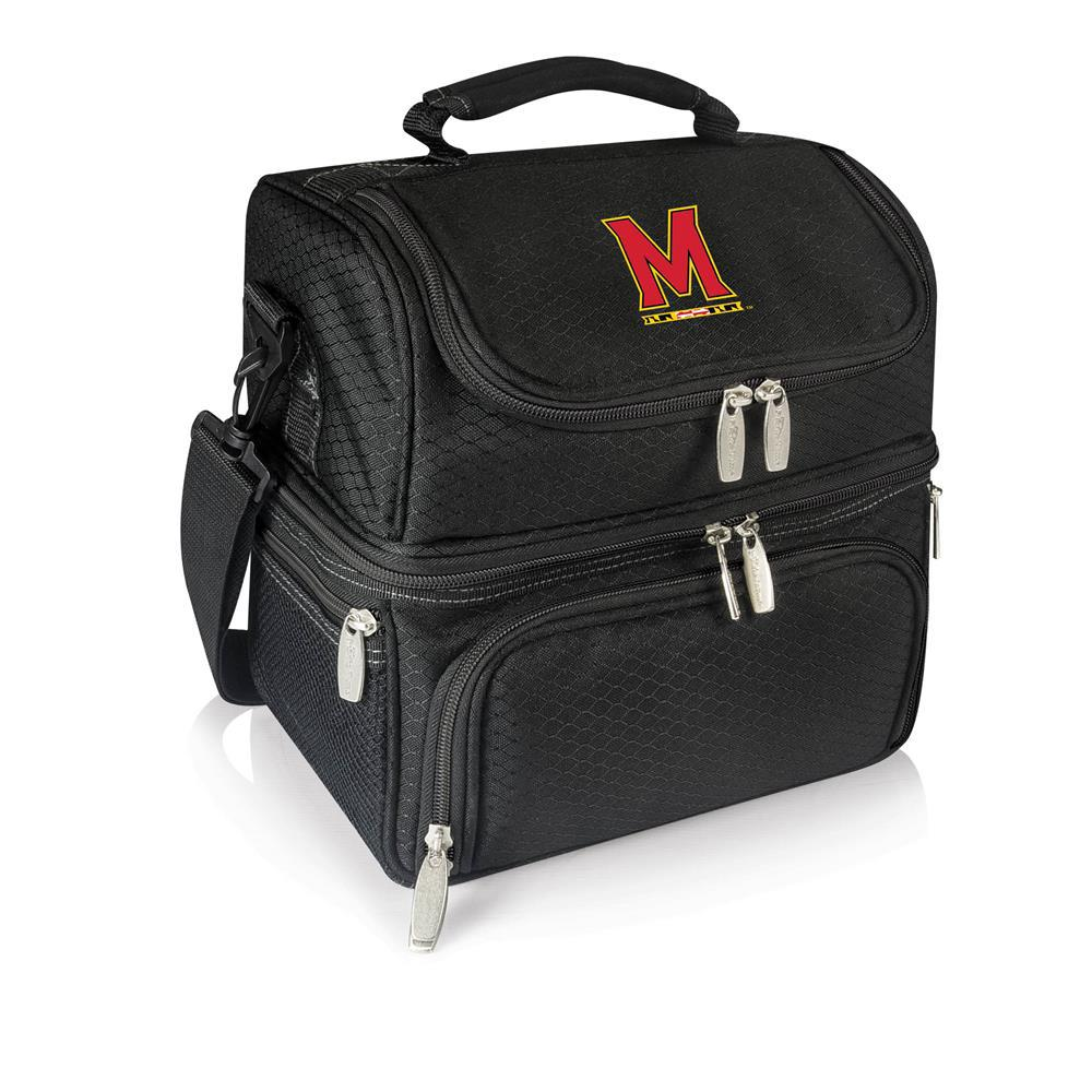 Pranzo Black Maryland Terrapins Lunch Bag