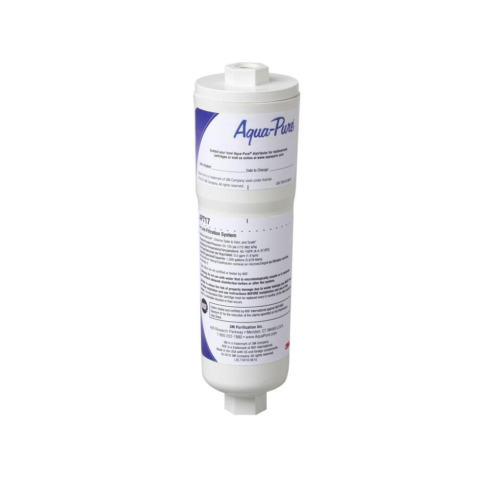 null Co Ap717 In-line Water Filter