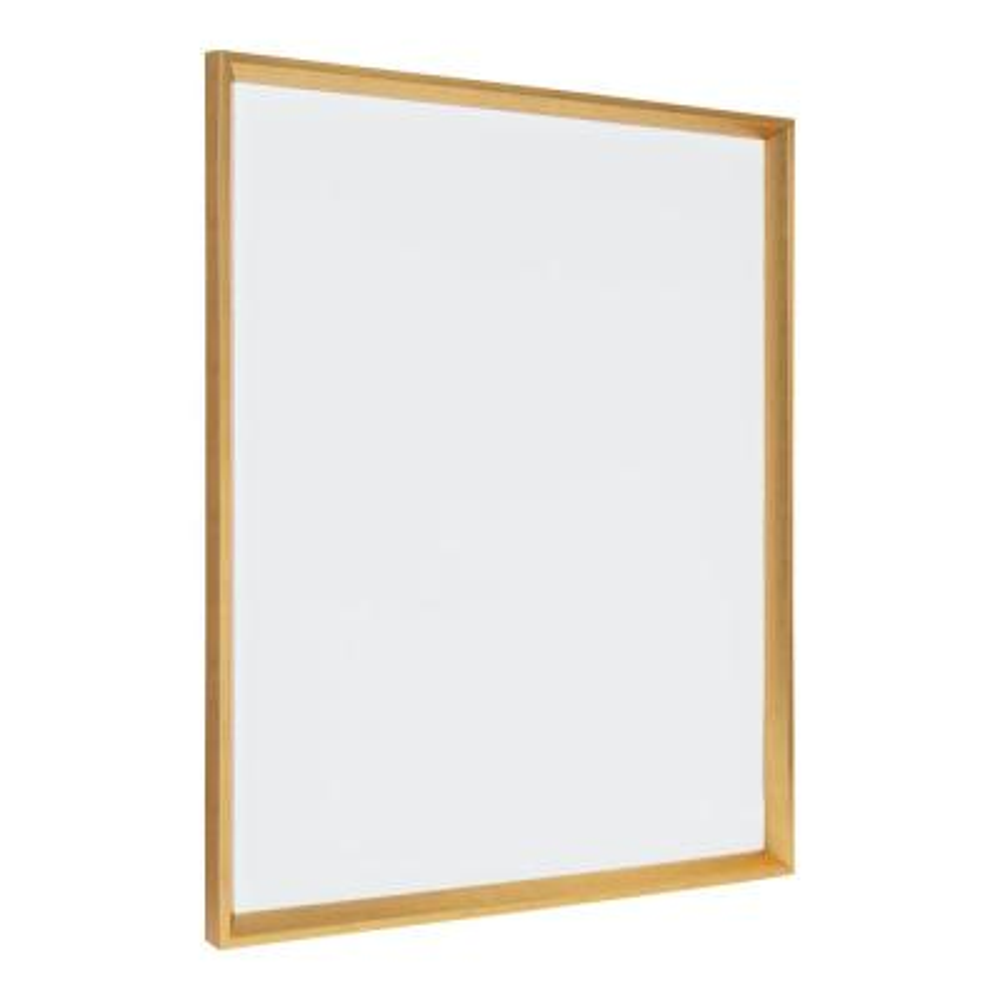 Calter Gold Dry Erase Board Memo Board