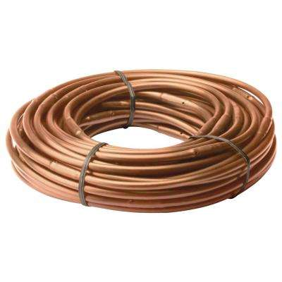 1/4 in. x 50 ft. Emitter Tubing 12 in. Spacing