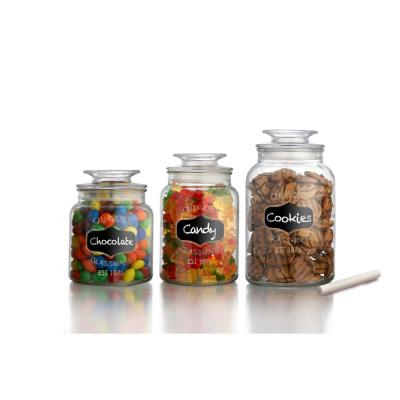 Chalk Board Canisters (Set of 3)