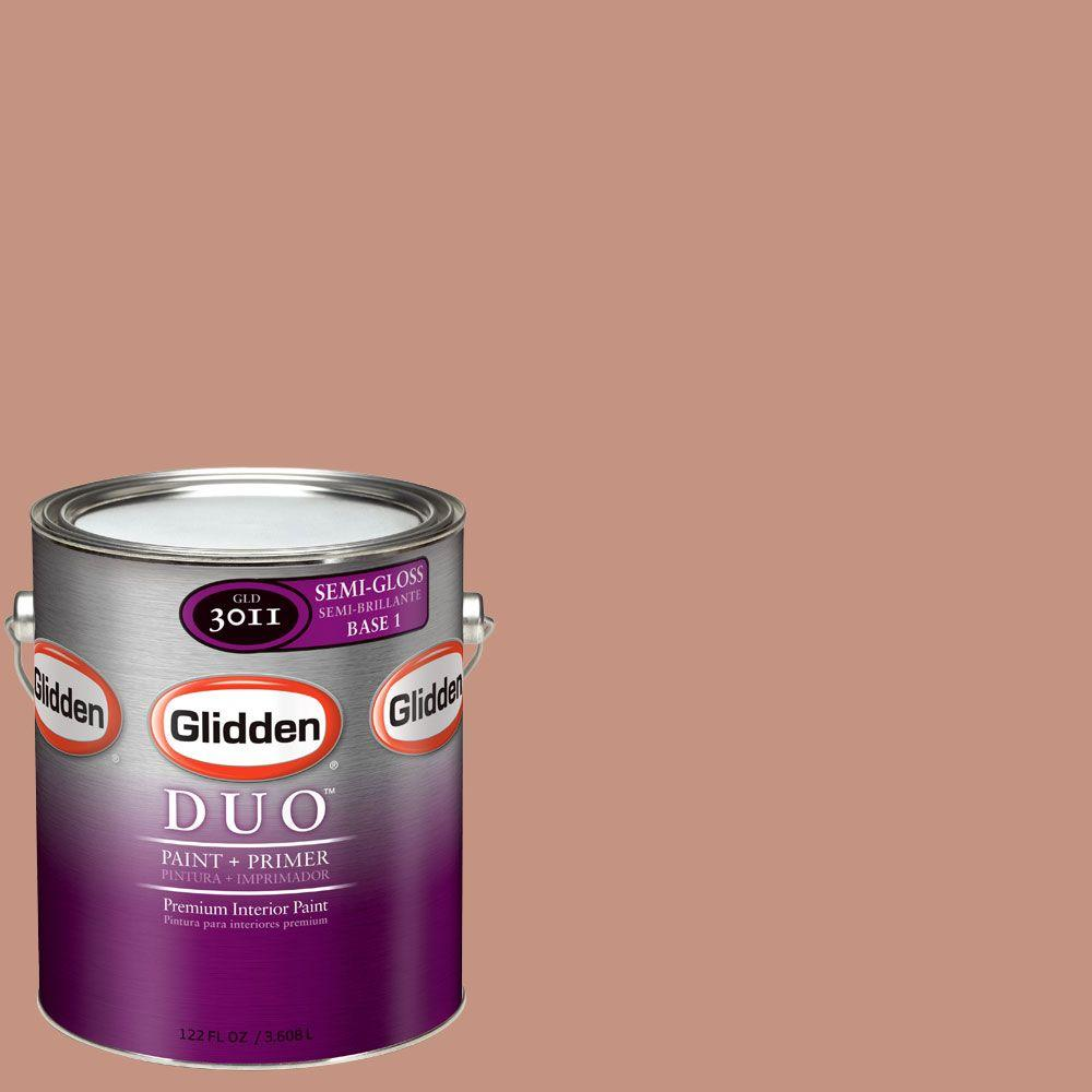 Glidden DUO Martha Stewart Living 1-gal. #MSL045-01F Potpourri Semi-Gloss Interior Paint with Primer - DISCONTINUED