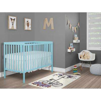 Synergy Aqua Sky 5-in-1 Convertible Crib