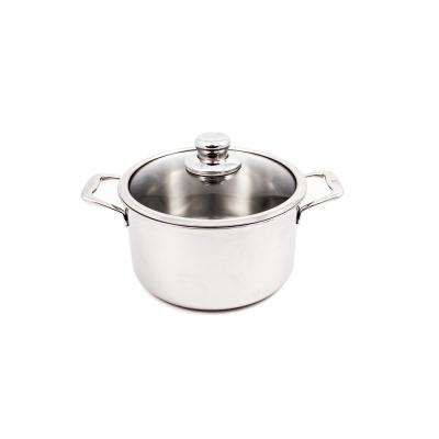 Premium Clad 6.3 Qt. Dutch Oven with Lid