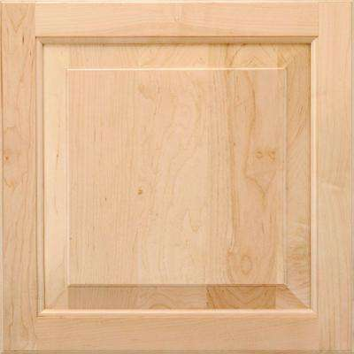 14-9/16x14-1/2 in. Cabinet Door Sample in Charlottesville Maple Natural