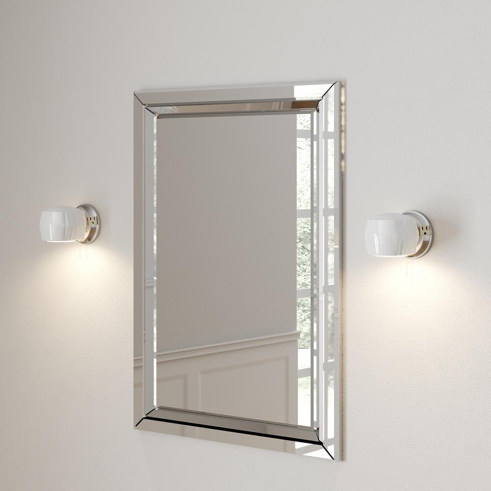 Lighting Chrome Interior 1 Light Wall Fixture Bathroom Electric Lighting W Pull Chain Home Furniture Diy Omnitel Com Na