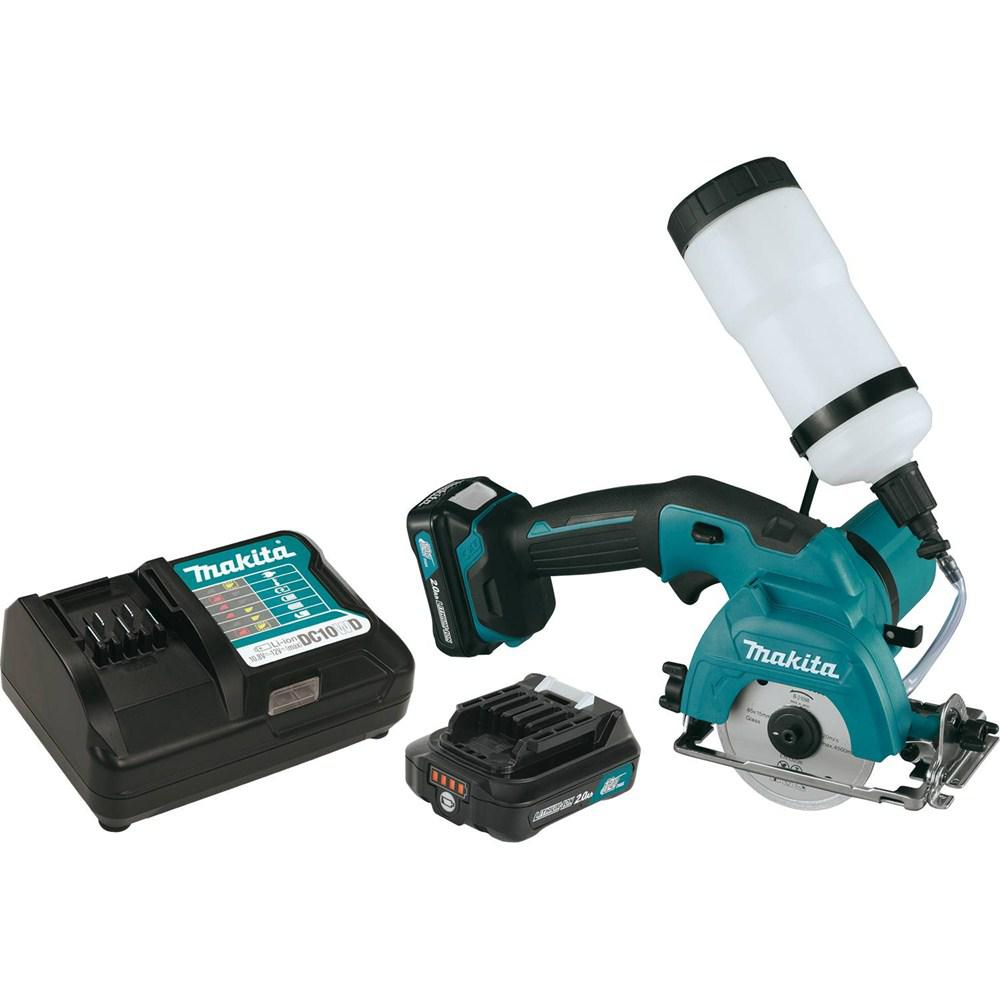 12-Volt MAX CXT Lithium-Ion Cordless 3-3/8 in. Tile/Glass Saw Kit