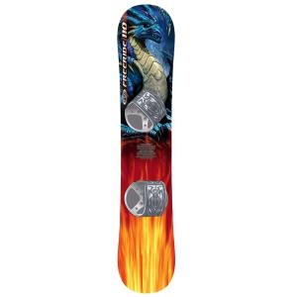 Emsco ESP Series 110 cm Freestyle Kid's Snowboard by Snowboards