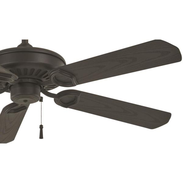 Minka Aire DR524-TCL Accessory Choose Finish Ceiling Fan Downrod Textured Coal