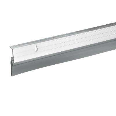 E/O 1-5/8 in. x 36 in. Silver Door Sweep