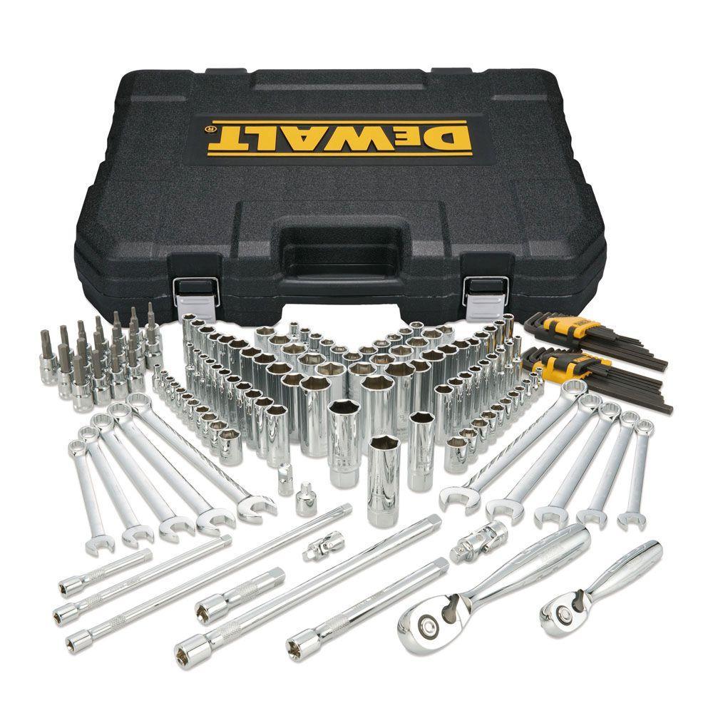 Mechanics Tool Set (156-Piece)